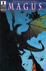Magus #3 (2011)