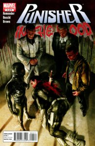 Punisher: In the Blood #4 (2011)