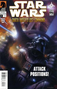 Star Wars: Darth Vader and the Lost Command #2 (2011)