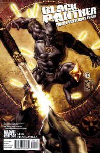 Black Panther: The Man Without Fear #515 (2011)