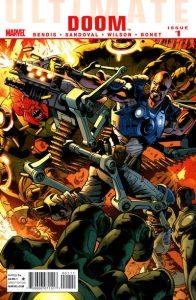 Ultimate Doom #1 (2011)