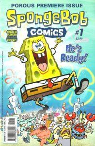 SpongeBob Comics #1 (2011)