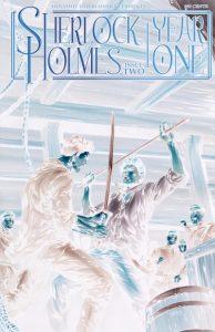 Sherlock Holmes: Year One #2 (2011)
