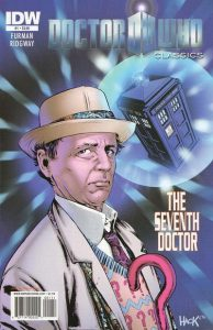 Doctor Who Classics: The Seventh Doctor #1 (2011)