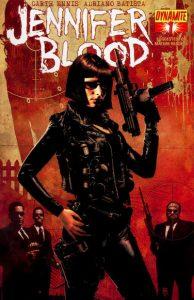 Jennifer Blood #1 (2011)