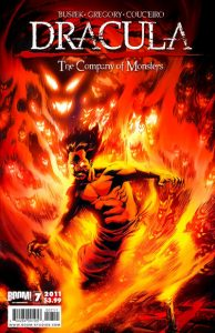 Dracula: The Company of Monsters #7 (2011)