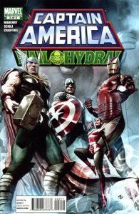Captain America: Hail Hydra #2 (2011)