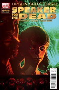 Orson Scott Card's Speaker for the Dead #2 (2011)