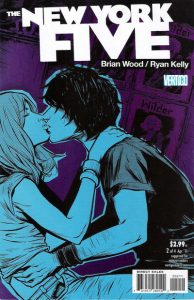 The New York Five #2 (2011)