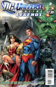 DC Universe Online Legends #2 (2011)