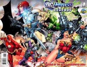 DC Universe Online Legends #1 (2011)