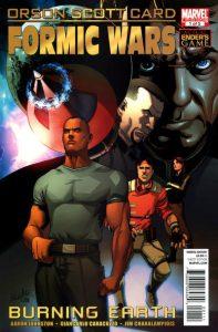 Formic Wars: Burning Earth #1 (2011)