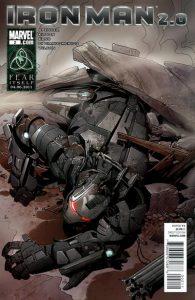 Iron Man 2.0 #2 (2011)