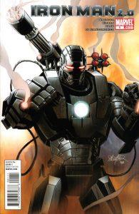 Iron Man 2.0 #1 (2011)
