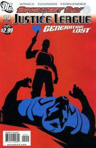Justice League: Generation Lost #19 (2011)
