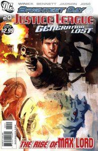 Justice League: Generation Lost #20 (2011)