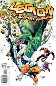 Legion of Super-Heroes #10 (2011)