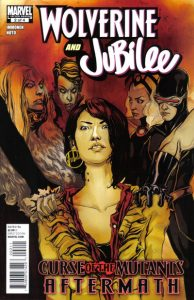 Wolverine and Jubilee #2 (2011)