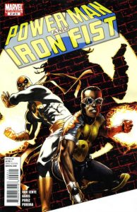 Power Man and Iron Fist #2 (2011)