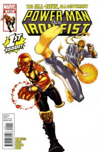 Power Man and Iron Fist #1 (2011)