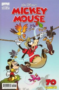 Mickey Mouse #305 (2011)