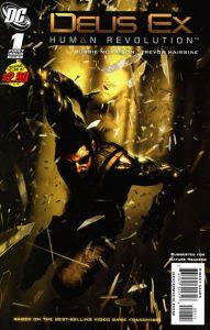 Deus Ex #1 (2011)