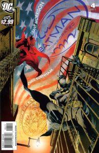 Batman, Inc. #4 (2011)