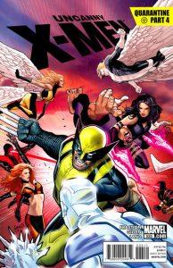 The Uncanny X-Men #533 (2011)