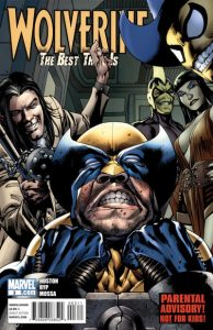 Wolverine: The Best There Is #3 (2011)