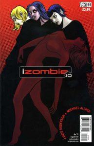 I, Zombie [iZombie] #10 (2011)
