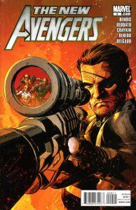 New Avengers #9 (2011)