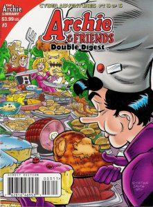 Archie & Friends Double Digest Magazine #3 (2011)