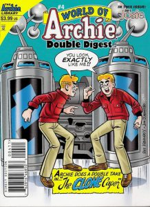 World of Archie Double Digest #4 (2011)