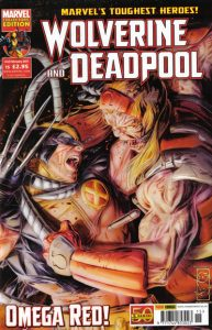 Wolverine and Deadpool #15 (2011)