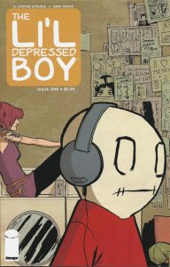 The Li'l Depressed Boy #1 (2011)