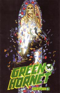 Green Hornet #13 (2011)