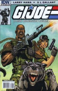 G.I. Joe: A Real American Hero #163 (2011)