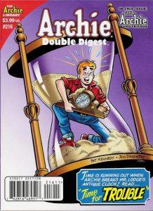 Archie Double Digest #216 (2011)