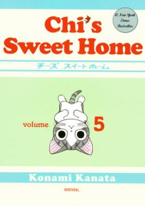 Chi's Sweet Home #5 (2011)