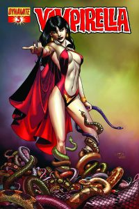 Vampirella #3 (2011)