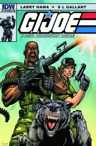 G.I. Joe: A Real American Hero #163 (2011)