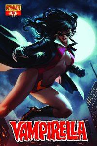 Vampirella #4 (2011)