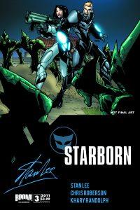 Starborn #3 (2011)