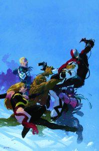Uncanny X-Force #5 (2011)