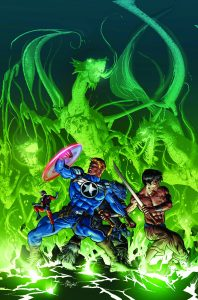 Secret Avengers #10 (2011)