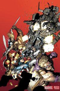 Ultimate Avengers Vs. New Ultimates #1 (2011)