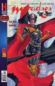 Murcielaga She-Bat #12 (2011)