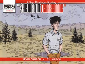 She Died in Terrebonne: A Sam Kimimura Mystery #3 (2011)
