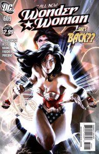 Wonder Woman #609 (2011)