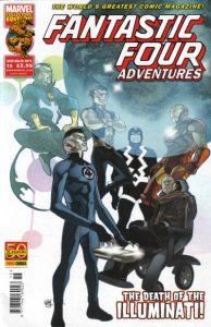 Fantastic Four Adventures #15 (2011)